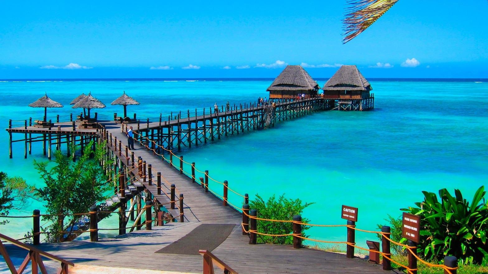 Отдыхаем на острове Занзибар!