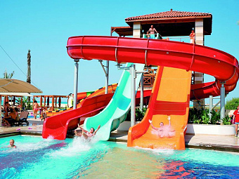 CRYSTAL FAMILY RESORT & SPA 5*