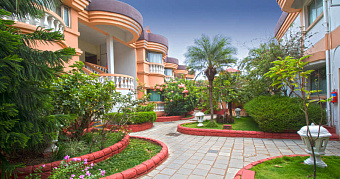 LOTUS BEACH RESORT GOA 3*