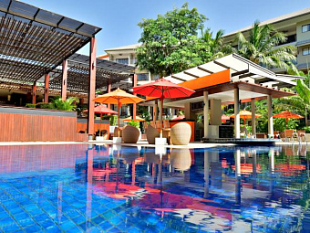 DOUBLE TREE RESORT BY HILTON PHUKET SURIN BEACH 4*