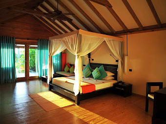 CANAREEF RESORT MALDIVES (HERATHERA ISLAND RESORT) 4*