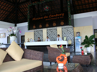 MUINE DE CENTURY BEACH RESORT & SPA 3*+