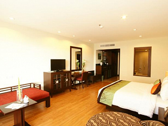 THE HERITAGE PATTAYA BEACH RESORT 4*