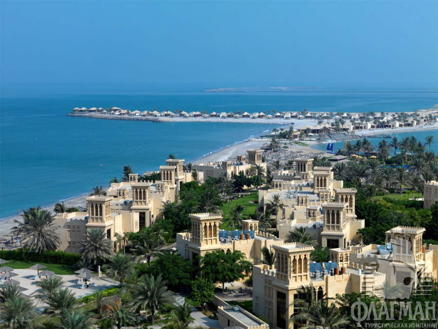 картинка фотография курорта Рас-эль-Хайма в ОАЭ