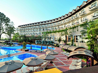 ALKOCLAR EXCLUSIVE KEMER (ex. AMARA WING RESORT COMFORT) 5*