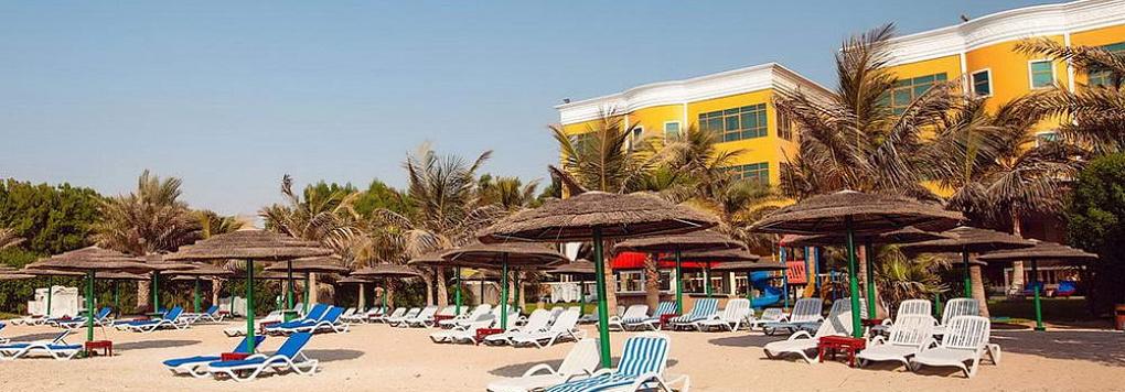Sahara Beach Resort Spa 5 ОАЭ