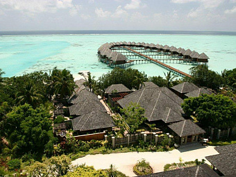 OLHUVELI BEACH & SPA RESORT 4*