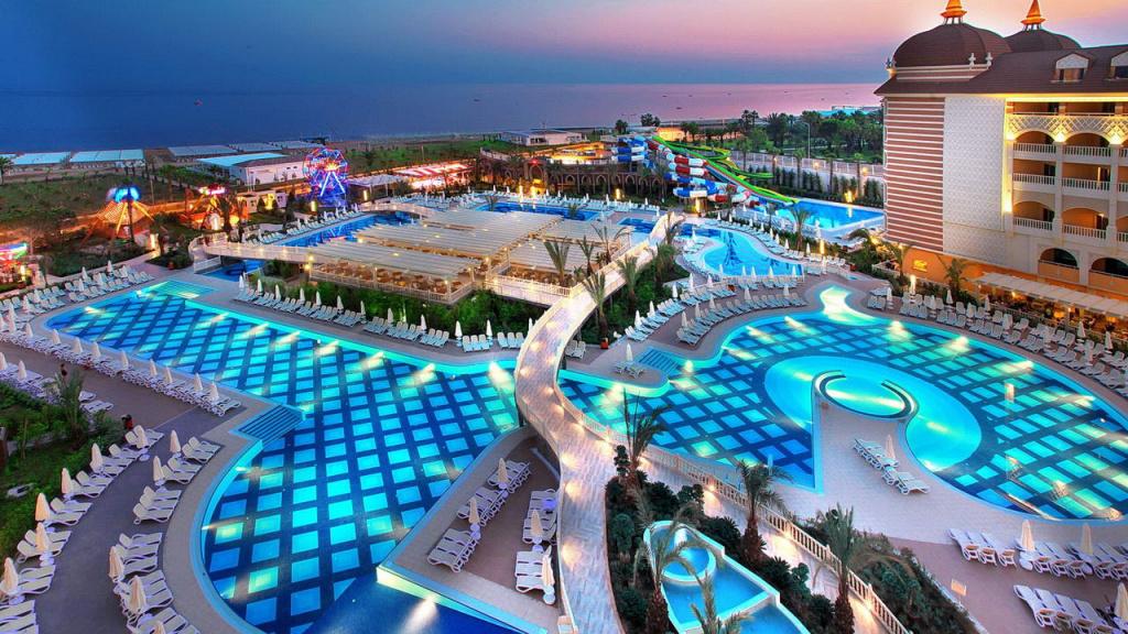 Новые турецкие отели 2018