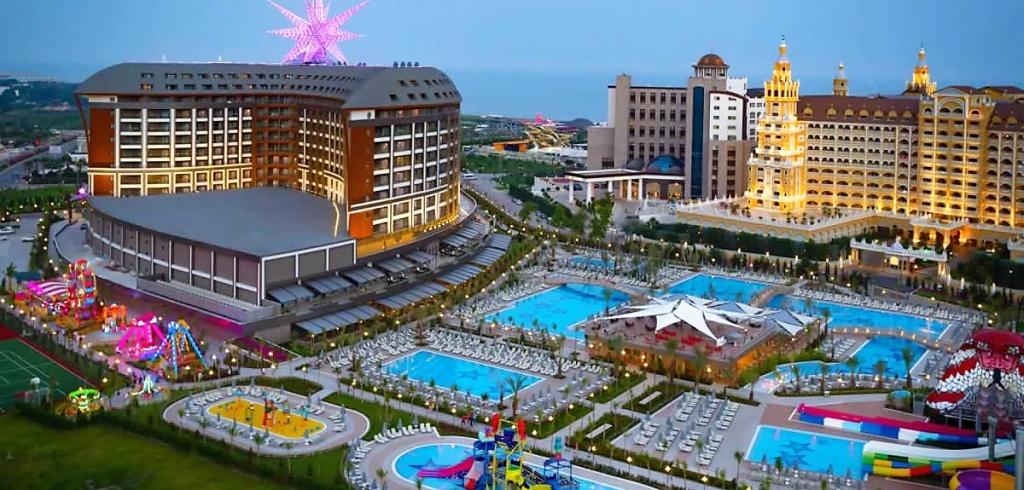 Royal Seginus 5* - описание отеля, фото, цены на туры.