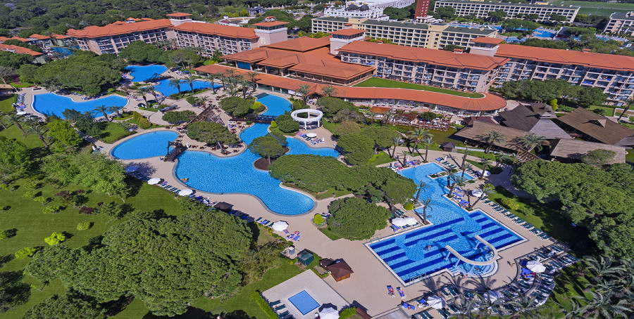 IС Hotels Green Palace 5*