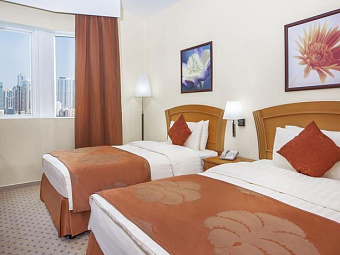 GOLDEN TULIP SHARJAH HOTEL APARTMENTS 4*