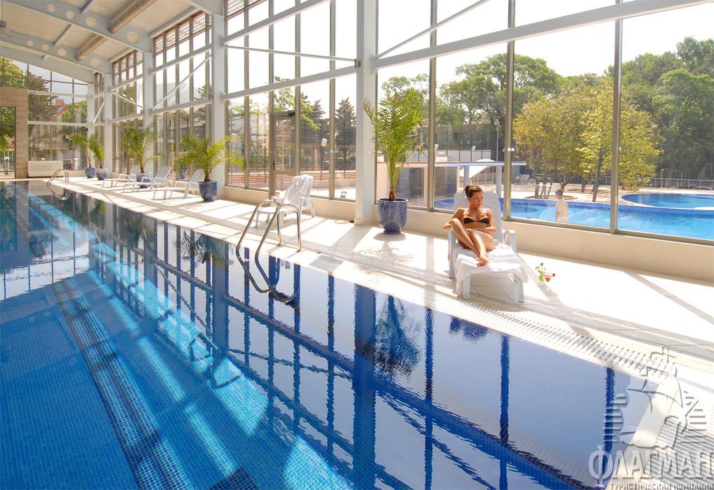 геленджик санатории с крытым бассейном с морской водой