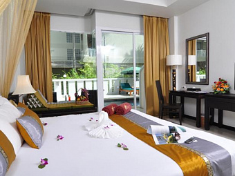 BAAN KARONBURI RESORT 3*
