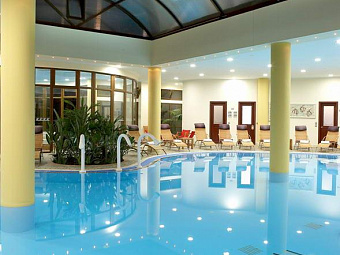 ATRIUM PALACE THALASSO SPA RESORT & VILLAS 5*