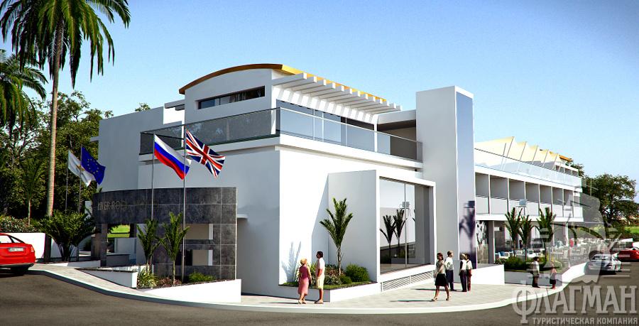 River Rock Hotel 3 Кипр Айя Напа Рейтинг отелей и гостиниц