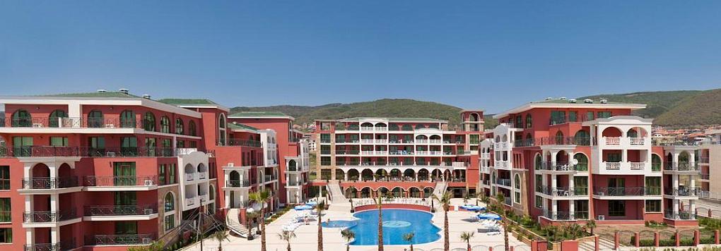Болгария курорт отель святого георгия