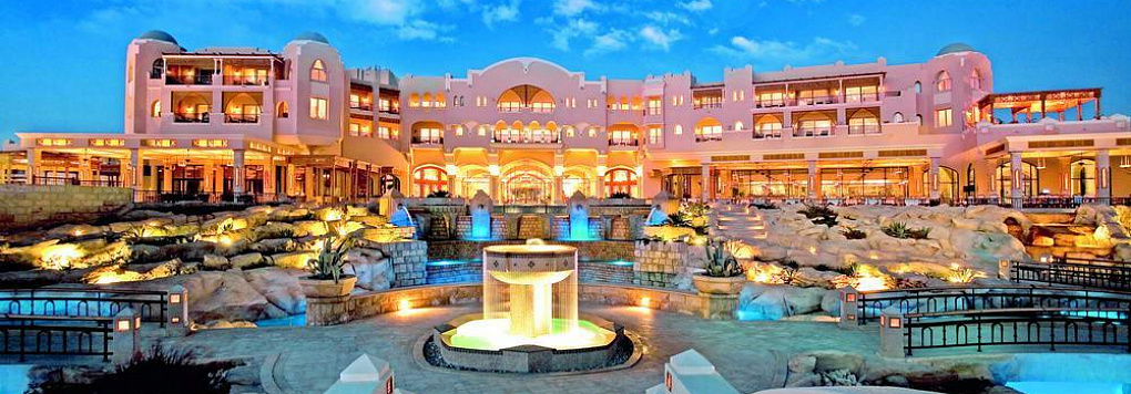 Самый дорогой отель в египте