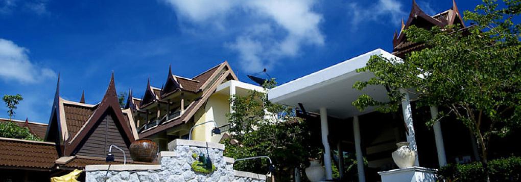 Таиланд пхукет диамонд коттедж
