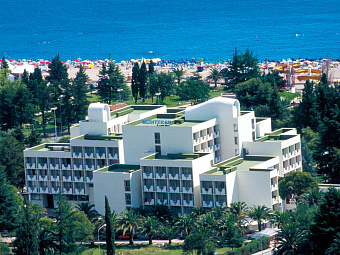 MEDITERAN CONFERENCE & SPA RESORT and AQUA PARK 4*