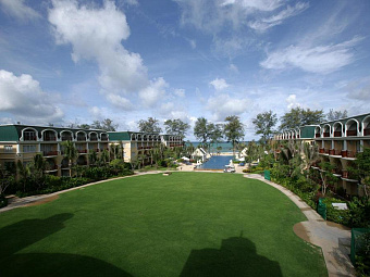 PHUKET GRACELAND RESORT & SPA 4+*