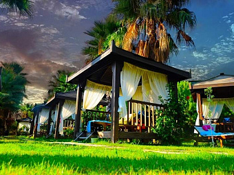 MUKARNAS SPA RESORT 5*