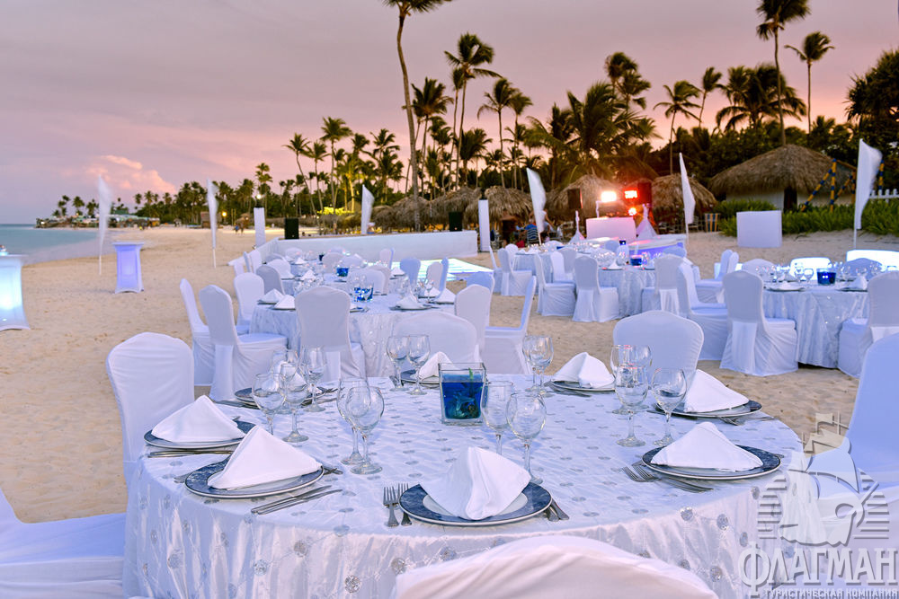 Iberostar catholic wedding