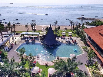 SADARA BOUTIQUE BEACH RESORT 4*