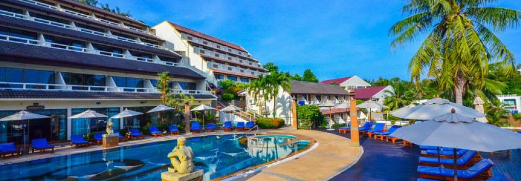 Орхидея отель таиланд пхукет