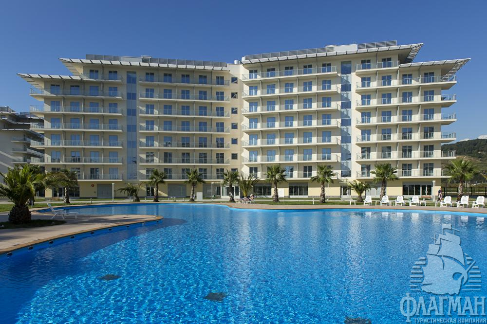гостиница сочи парк отель