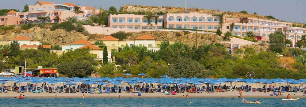 Отель MITSIS RODOS VILLAGE RESORT 5*