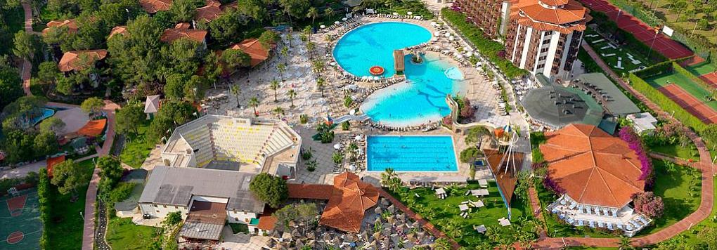 Отель SENTIDO LETOONIA GOLF RESORT 5*. Турция, Белек.