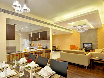 CITY PREMIERE HOTEL APARTMENT 4*